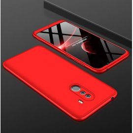 Funda 360 Xiaomi Pocophone F1 Roja