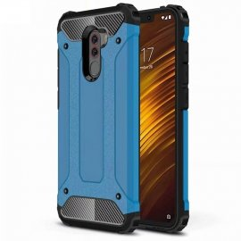 Funda Xiaomi Pocophone F1 Shock Resistante Azul