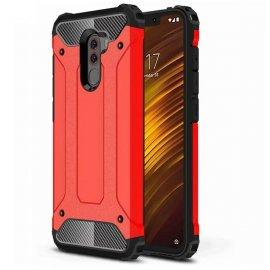Funda Xiaomi Pocophone F1 Shock Resistante Roja
