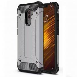 Funda Xiaomi Pocophone F1 Shock Resistante Gris Oscuro