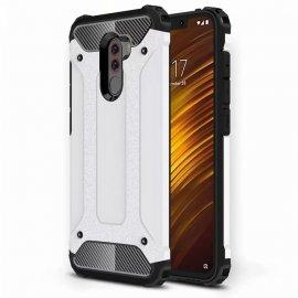 Funda Xiaomi Pocophone F1 Shock Resistante Blanca