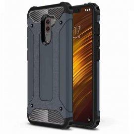 Funda Xiaomi Pocophone F1 Shock Resistante Navy