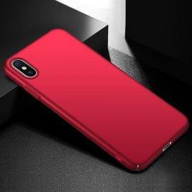 Carcasa iPhone XS Roja