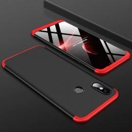 Funda 360 Xiaomi MI 8 SE Roja Negra