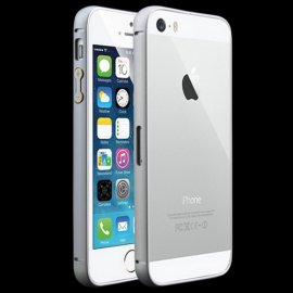 Bumper iphone 5S Aluminio