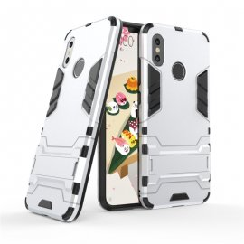 Funda Xiaomi MI 8 SE IShock Resistante Plateada
