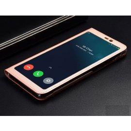 Funda Libro Xiaomi MI 8 SE con Tapa y Soporte Full Rosa