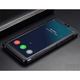 Funda Libro Xiaomi MI 8 SE con Tapa y Soporte Full Negra
