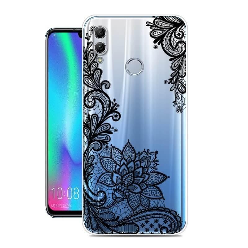 Funda Huawei P Smart 2019 Gel Dibujo Sexyde alta calidad.