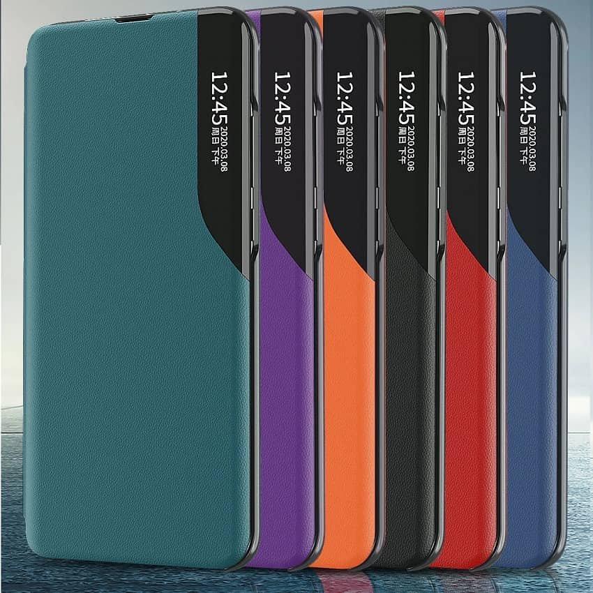 Funda Libro Xiaomi Mi 10T y Mi 10T Pro Soporte Smart