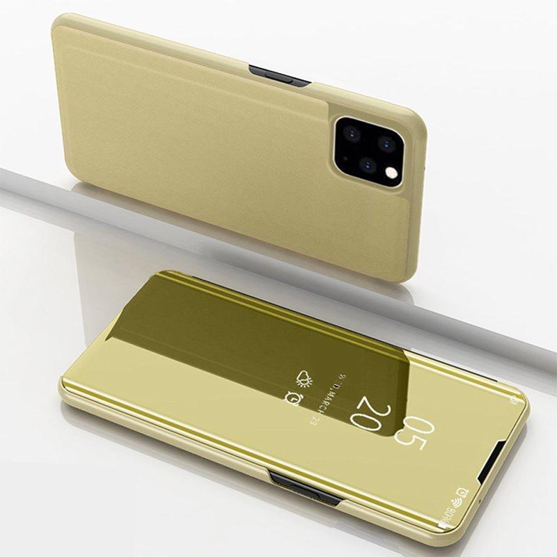 Estuche inteligente iPhone 13 Pro o Pro Max Dorada