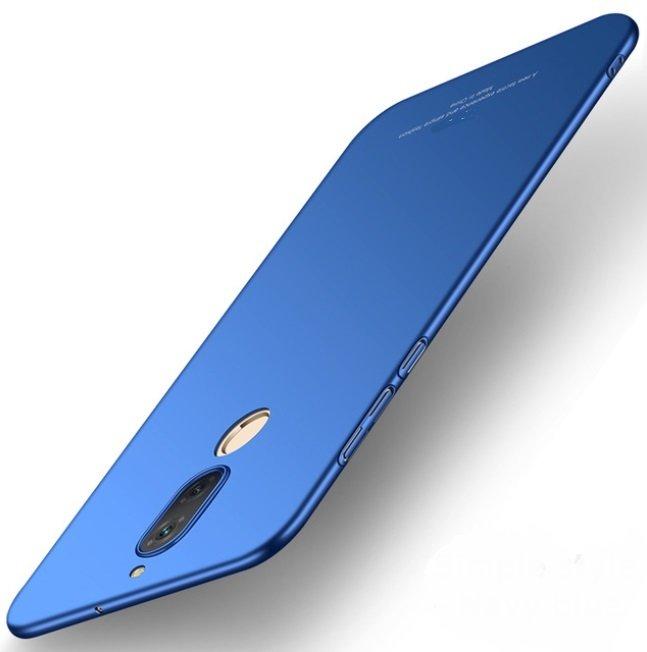 Carcasa Huawei Mate 10 Lite Azul.