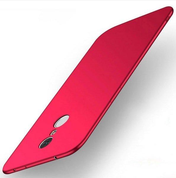 Carcasa Xiaomi Redmi 5 Roja.