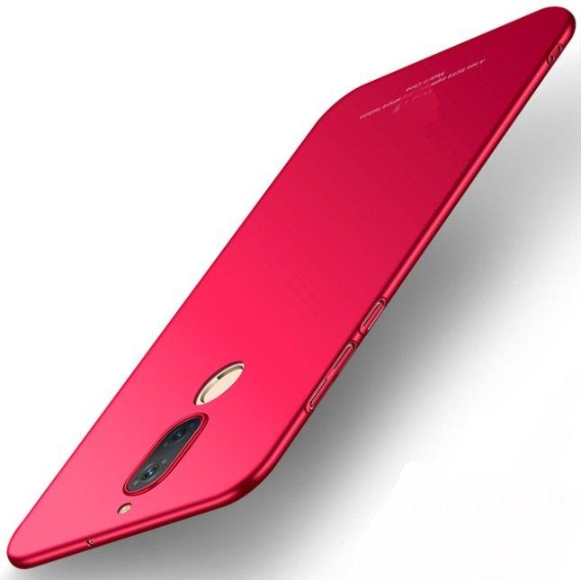 Carcasa Huawei Mate 10 Lite Roja.