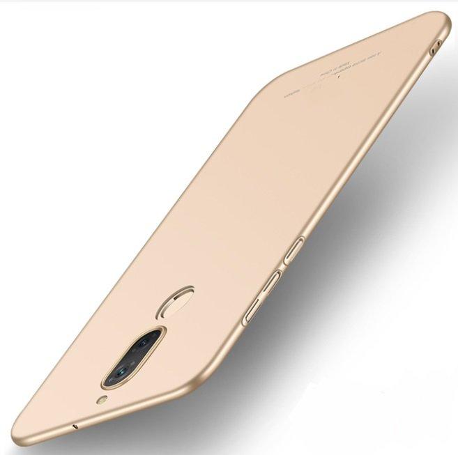 Carcasa Huawei Mate 10 Lite Dorado.