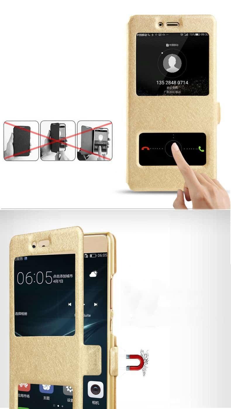 370ae53daf5 Funda Libro Huawei P Smart con Tapa y Soporte
