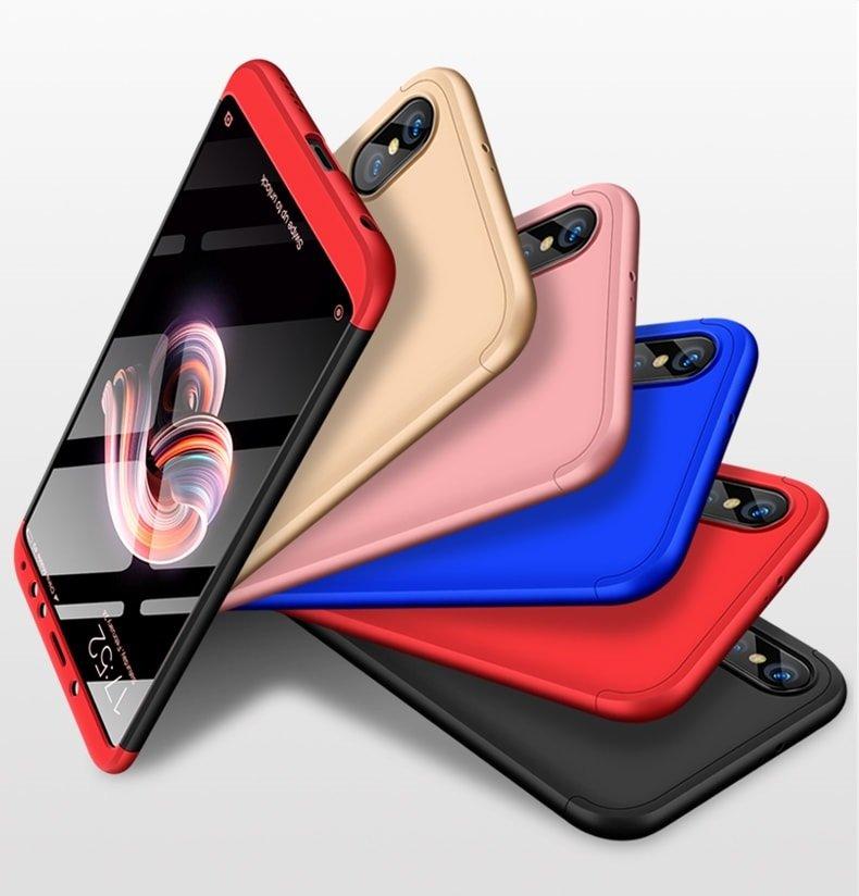 Funda 360 Xiaomi Redmi Note 5 Colores