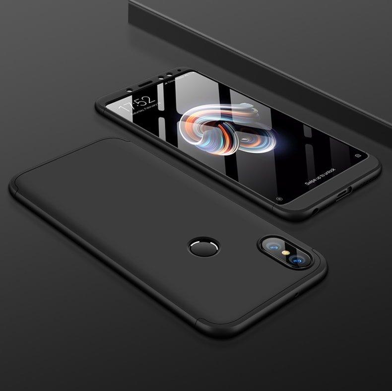 Funda 360 Xiaomi Redmi S2 Negra