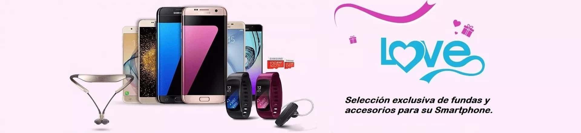 Accesorios y fundas para Smartphones e iPhones, Galaxy, Huawei, Xiaomi