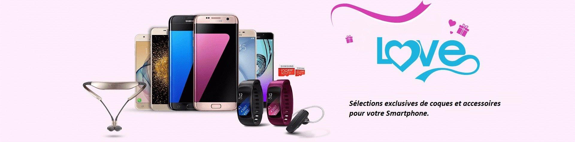 Accesorios y fundas para Smartphones e iPhones, Galaxy S8, Huawei p10, LG G6